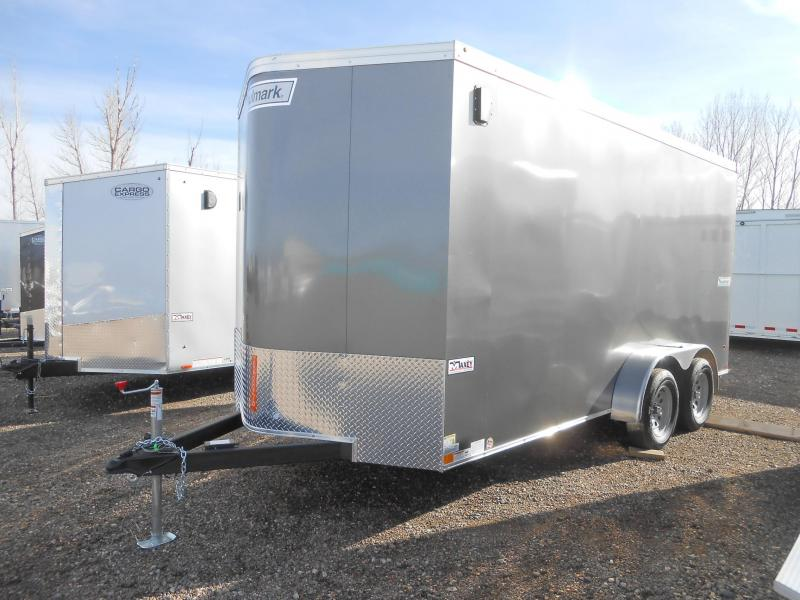 2021 Haulmark TSV716T2-RD Enclosed Cargo Trailer