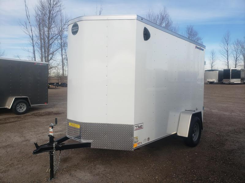 2021 Wells Cargo FT610S2-DBL DRS Enclosed Cargo Trailer