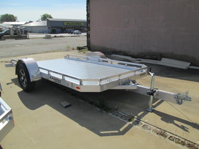 2021 Legend Tilt Utility Trailer. 17109