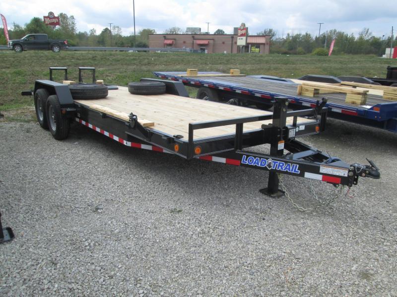 2022 20+2 14K Load Trail CH8322 Equipment Trailer. 48129