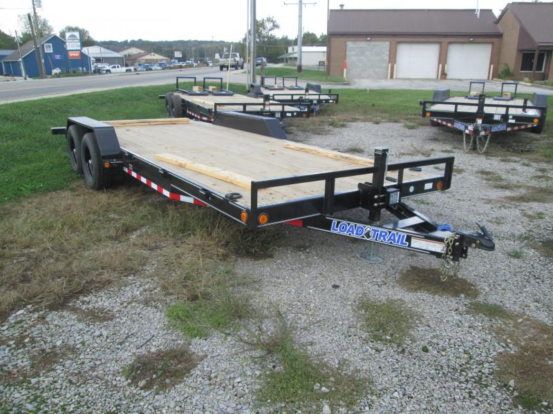 2022 18'+2' 10K Load Trail Equipment Trailer. 47804