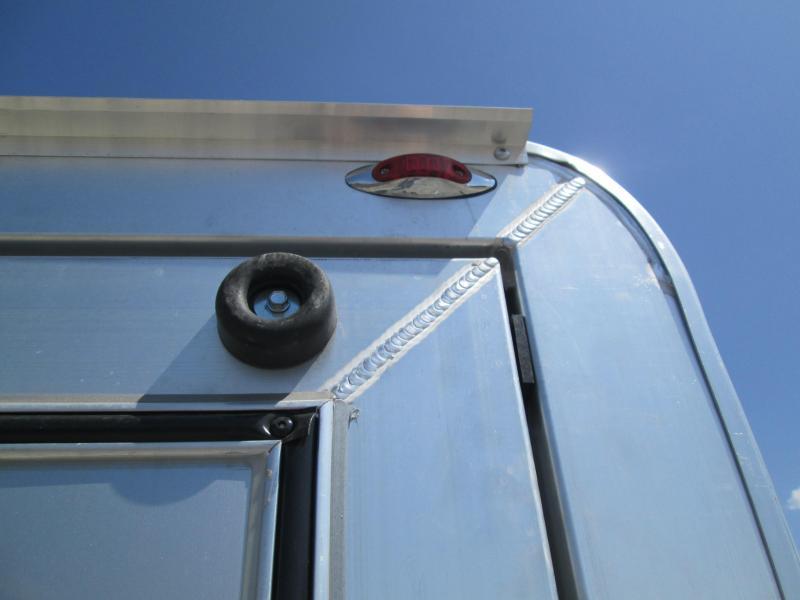 2021 8X16 7k Legend  DVN Enclosed Cargo Trailer.17125