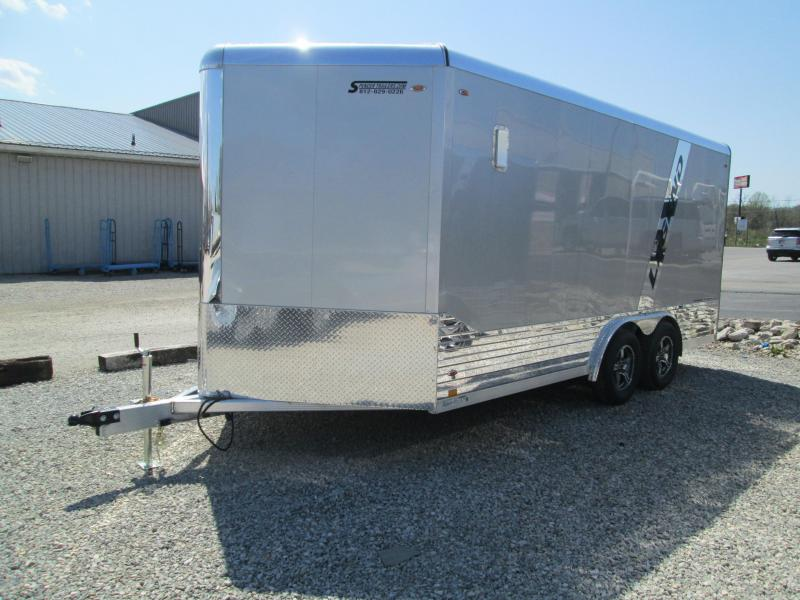 2021 8X16 7k Legend  DVN Enclosed Cargo Trailer.17125