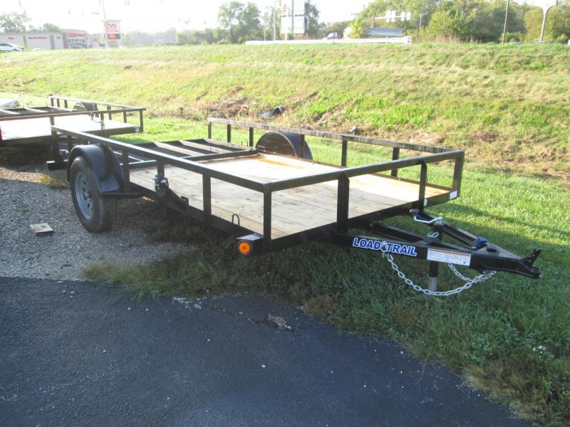 2022 77x12 Load Trail Utility Trailer. 47376