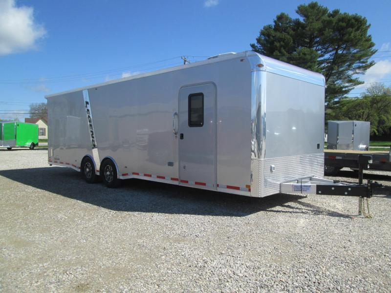 2021 8.5x28 12K Legend Trailmaster Enclosed Cargo Trailer. 17628