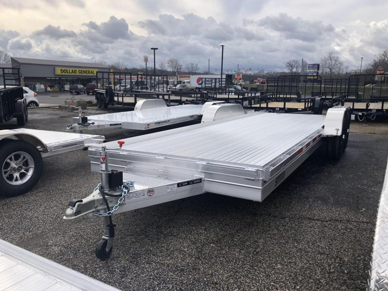 2020 22' 14K Featherlite 3110-0022 Car Trailer. 153808
