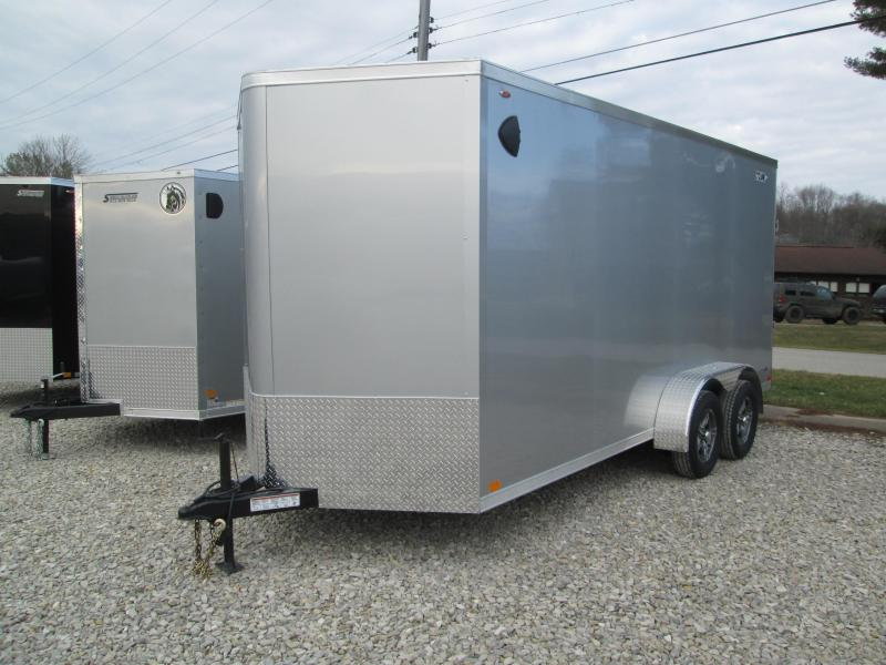 2021 16'+2'x7' 7K Legend STV Enclosed Cargo Trailer. 317568