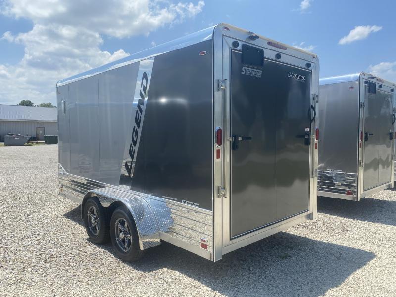 2021 Legend Trailers 7x17DVN Enclosed Cargo Trailer