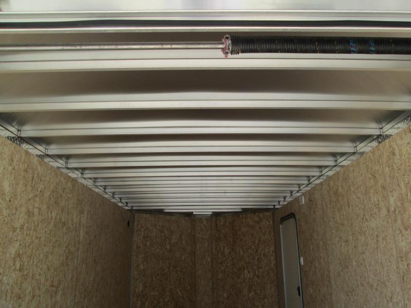 2022 8x16+V-Nose 7K Legend FTV Enclosed Cargo Trailer. 17710