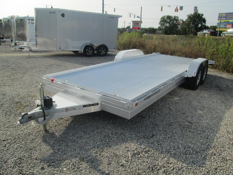 2021 8.5'x20' 9.6K Featherlite 3110 Trailer. 54395