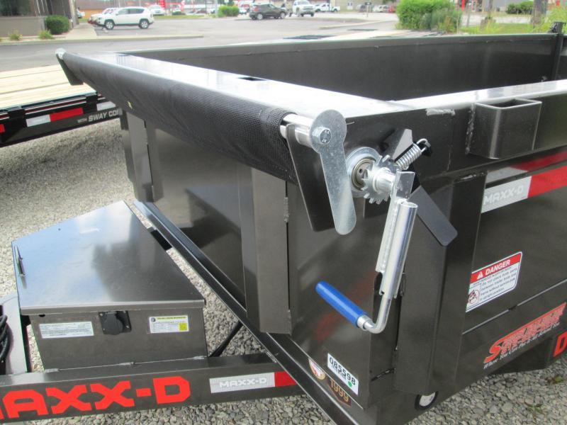 2022 12x72 12K MAXXD D7X Dump Trailer. 85598