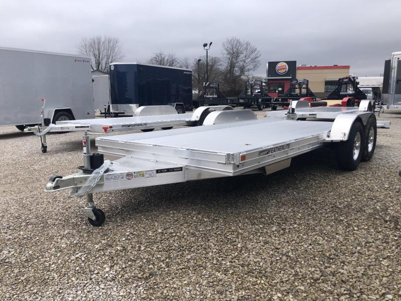 2020 17.5x8.5 7K Featherlite 3110-0017 Car Trailer. 153809