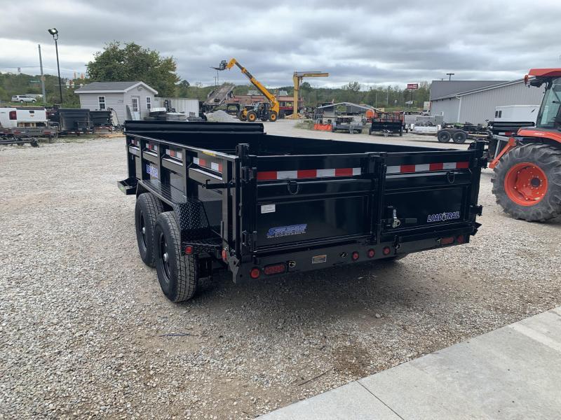 2022 83x14 14k Load Trail DT8314 Dump Trailer. 51428