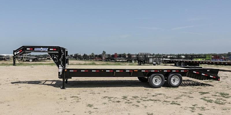 2020  20+5x102 14K Load Trail Gooseneck Equipment Trailer. 99114