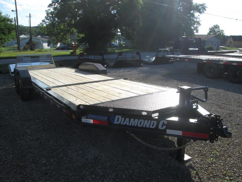2021 16+6x82 14.9K Diamond C HDT Equipment Trailer. 49327