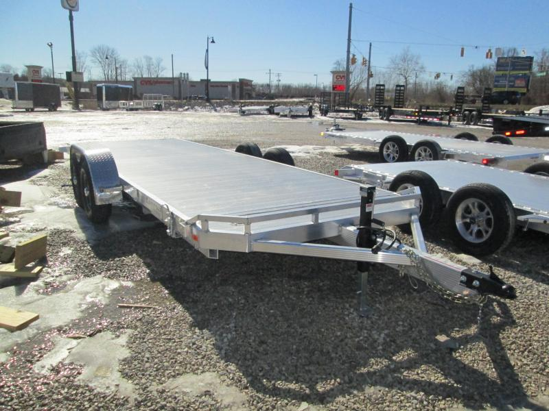 2021 Legend 22' 10k Aluminum Tilt Car Hauler. 17287