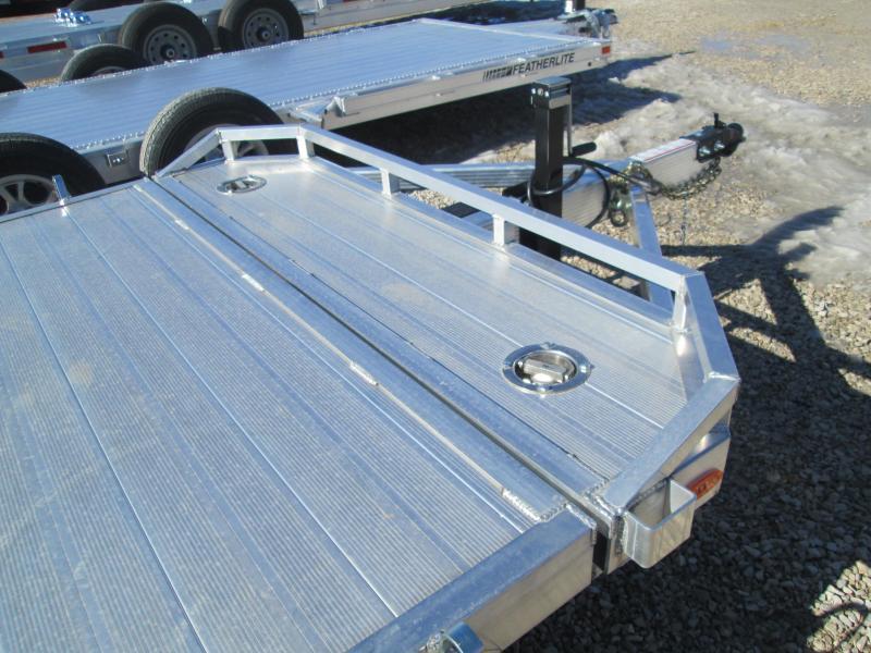 2021 Legend 22' 10k Aluminum Tilt Car Hauler. 17287