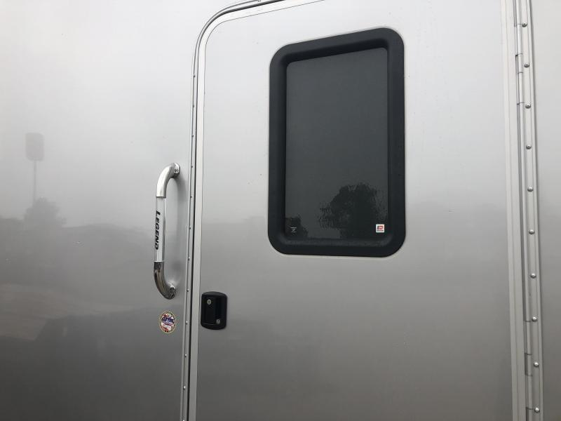 2021 8.5X28 12k Legend Trailmaster Enclosed Trailer. 17425