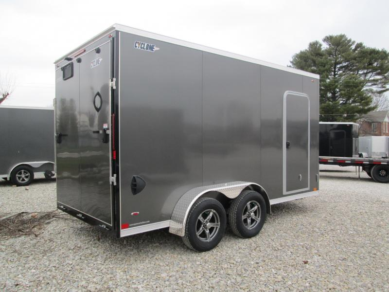 2021 7x14 7K Legend STV Enclosed Cargo Trailer. 17029