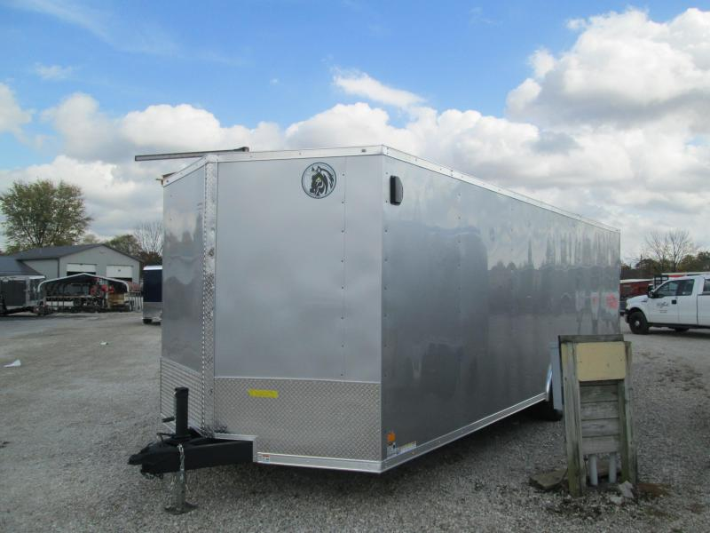 2021 Darkhorse Cargo DHW8.5x24TA52 Enclosed Cargo Trailer