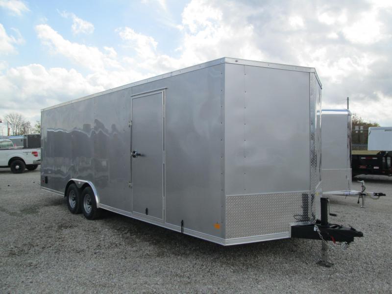 2021 Darkhorse Cargo DHW8.5x24TA52 Enclosed Cargo Trailer