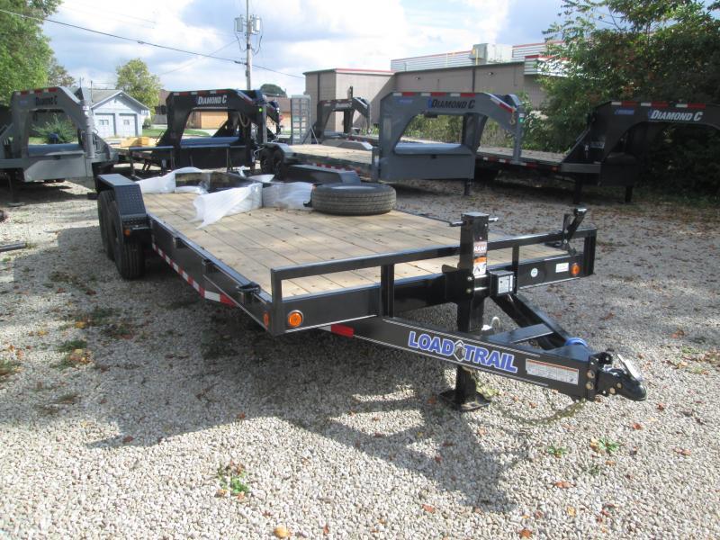 2022 20'+2' 14K Load Trail Equipment Trailer. 47745