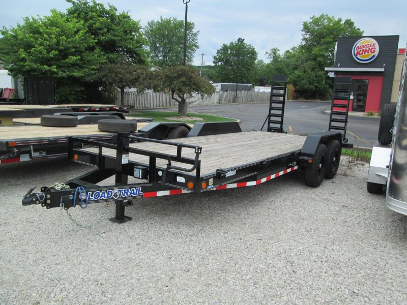 2020 18+2x83 14K Load Trail Equipment Trailer. 04446