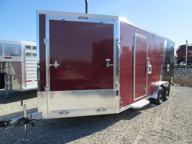 2021 Legend Explorer Powersports Enclosed Cargo Trailer