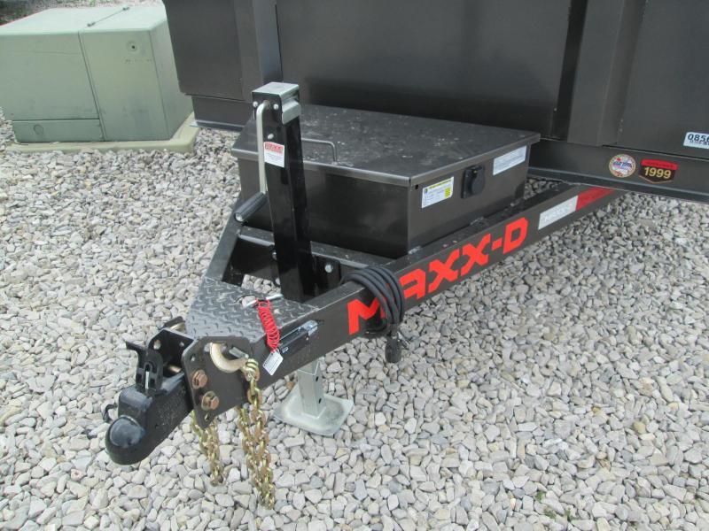 2022 12x72 12K MAXXD D7X Dump Trailer. 85661