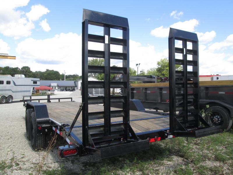 2022 22' 14K Load Trail Equipment Trailer. 45236
