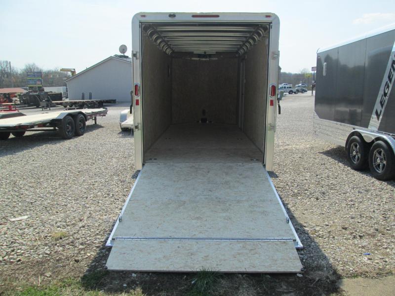 2021 Legend Trailers 7x19DVN Enclosed Cargo Trailer