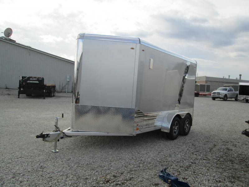 2021 7x12 7K Legend DVN Enclosed Cargo Trailer. 17171