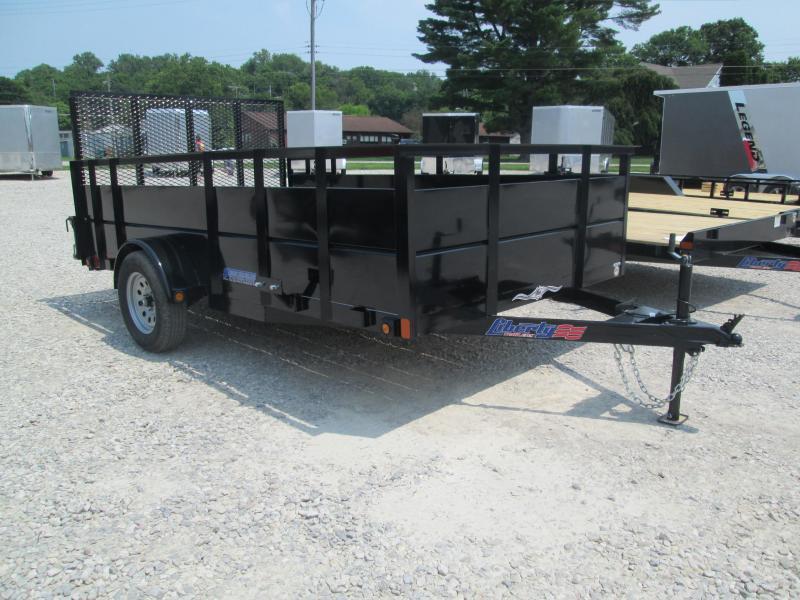 2021 83x12 Liberty Utility Trailer. 32333
