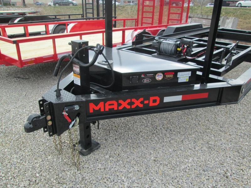 2021 MAXXD ROX8314 Dump Trailer 76839