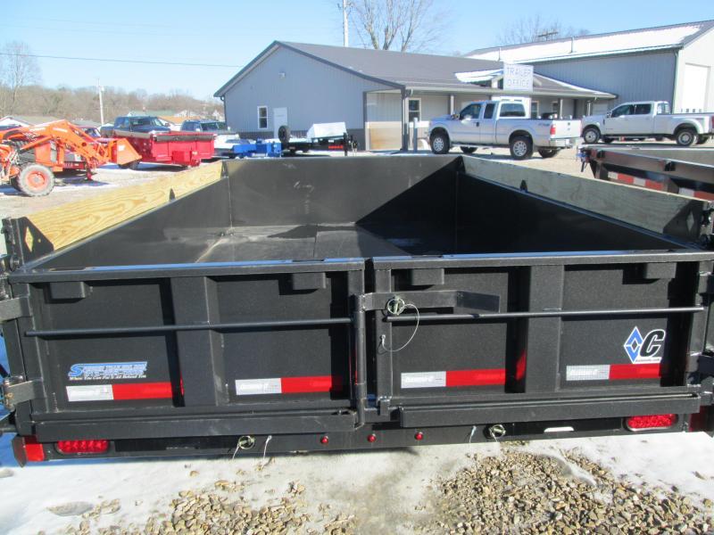 2021 82x12 10K Diamond C EDM252 Dump Trailer. 41063