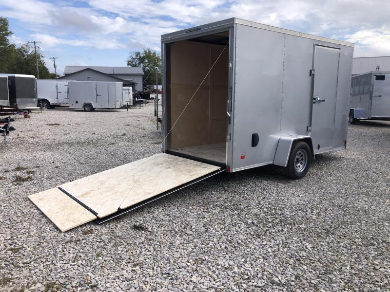 2022 6x12 Darkhorse  Enclosed Cargo Trailer. 108449