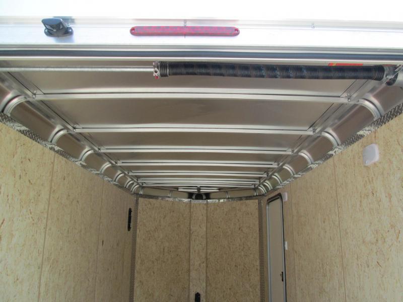 2022 7x14+V-Nose 7K Legend DVN Enclosed Cargo Trailer. 317007