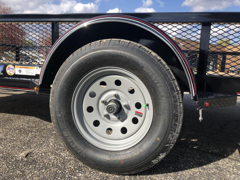 2021 14x83 Diamond C PSA135 Utility Trailer. 35750