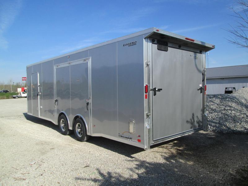 2022 8.5x26 Legend TrailMaster Enclosed Cargo Trailer. 17622