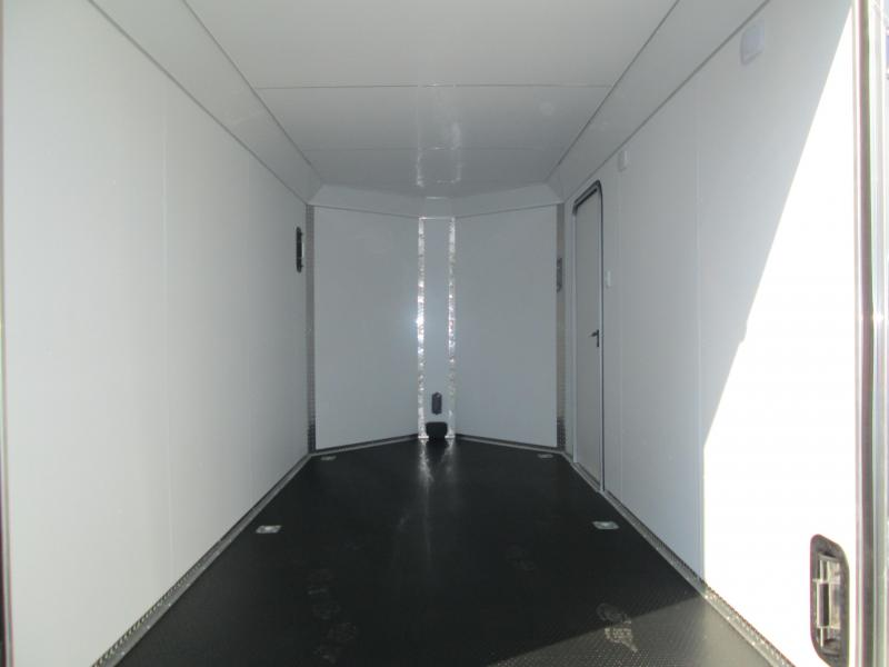 2021 7x14'+V-Nose 7K Legend DVN Enclosed Cargo Trailer. 17813