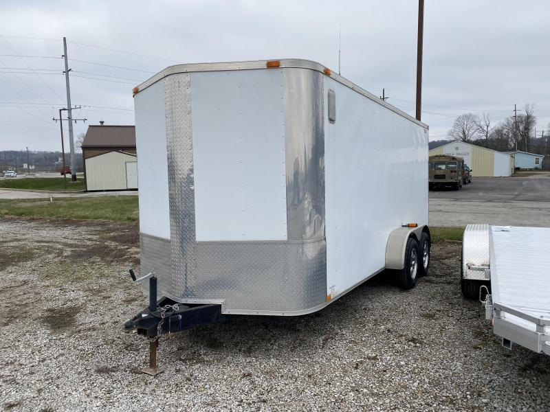 2011 7x16 7k Arising Enclosed with ramp. 3831