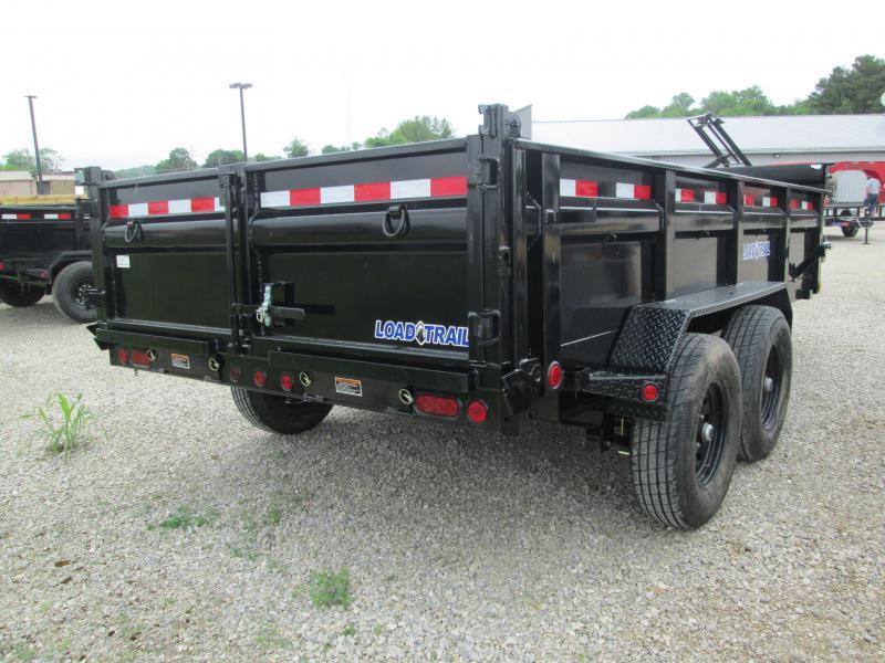 2021 83x14 14K Load Trail Dump Trailer. 35971