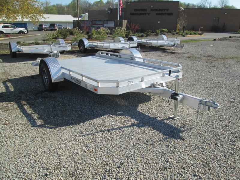 2021 Legend 7X12TU Utility Trailer. 17977