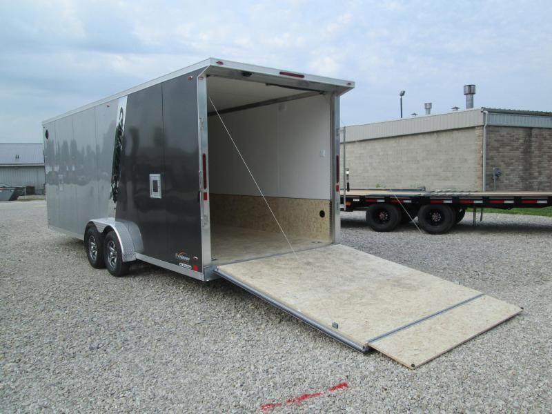 2022 7.5x27 7K Legend Explorer Enclosed Cargo Trailer. 317346