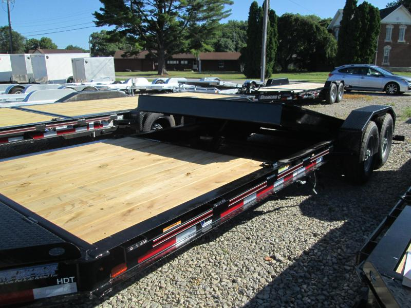 2020 16+6x82 14.9K Diamond C HDT207 Equipment Trailer. 30436