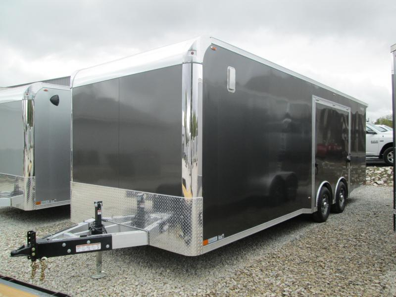 2021 8.5x24 10K Legend TMR Enclosed Cargo Trailer. 17895