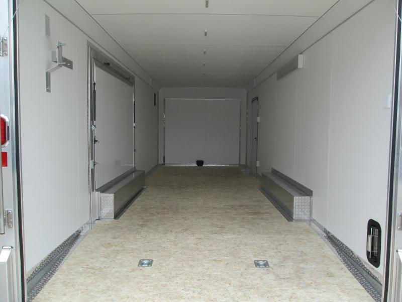 2021 8.5x24 10K Legend TMR Enclosed Cargo Trailer. 17895