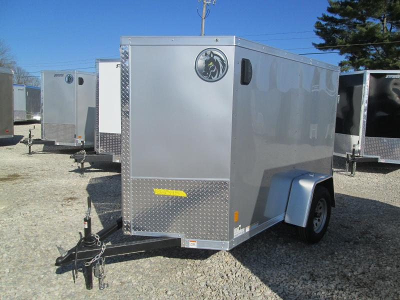 2021 Darkhorse Cargo DHW5x8SA Enclosed Cargo Trailer