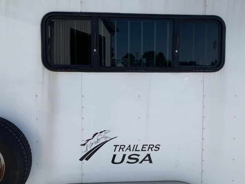 2014 Trailers USA Inc. 3HSLDR Enclosed Cargo Trailer