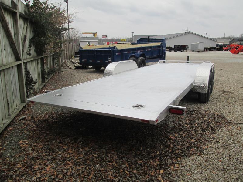 2021 Legend 22' Aluminum Tilt Car Hauler